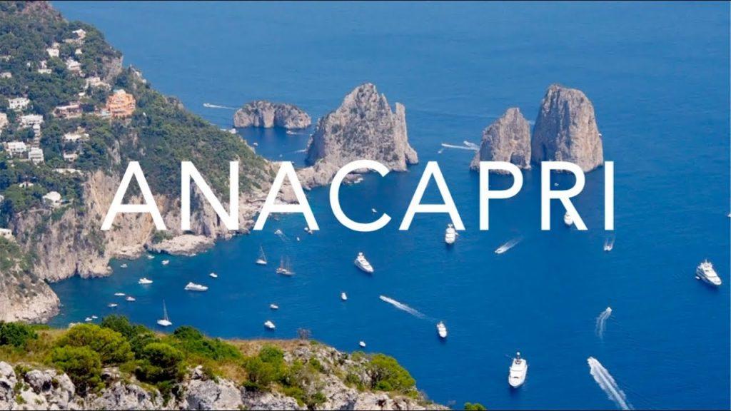 Destination: Fiction: Simply Lovely Anacapri